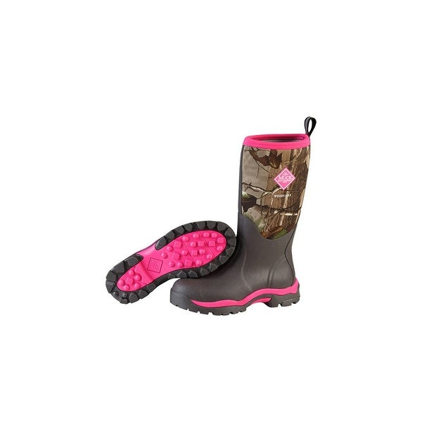 Shop Muck Boot's Womens Woody Max Boot Real Tree Xtra - Size