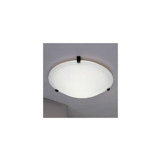 Functional Flushmount Ceiling Fixture from the Nuova Collection