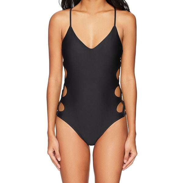 7fc5ff01f30 Shop Body Glove Womens Small Smoothies One-Piece Swimsuit - Free ...