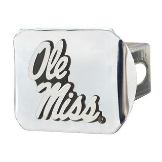 University of Mississippi Hitch Cover