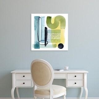 Easy Art Prints Grace Popp's 'Refractions III' Premium Canvas Art