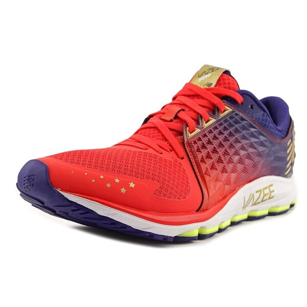 New Balance 2090 Men Round Toe Synthetic Red Running Shoe