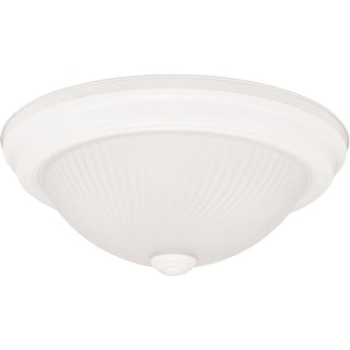 Home Impressions 2Bulb Wh Ceiling Fixture