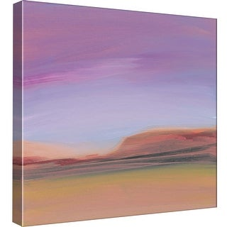 """PTM Images 9-99563  PTM Canvas Collection 12"""" x 12"""" - """"Cool Sunset"""" Giclee Rural Art Print on Canvas"""