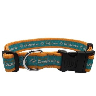 NFL Miami Dolphins Pet Collar
