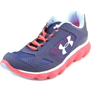 Under Armour UA GGS Assert V Round Toe Synthetic Sneakers