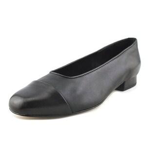 Vaneli Frankie Women Black Flats
