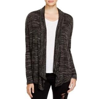 Michael Stars Womens Cardigan Sweater Knit Hi Low - o/s
