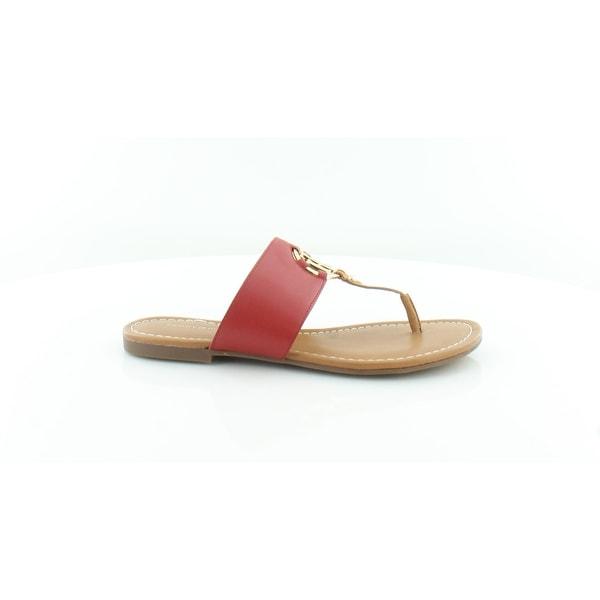 Tommy Hilfiger Sia Women's Sandals & Flip Flops Red - 7