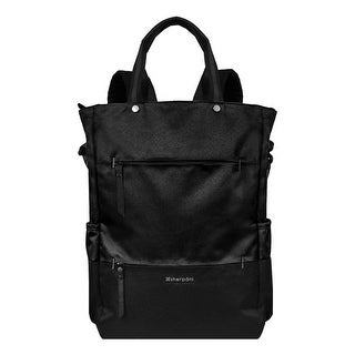 Sherpani Backpack Womens Essentials Zip Pockets Nylon Pocket