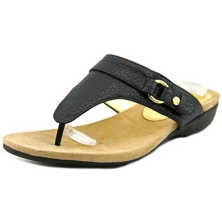 Lauren Ralph Lauren Krystal Women Open Toe Synthetic Thong Sandal