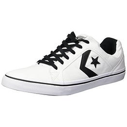 Shop Converse Men s EL Distrito Canvas Low Top Sneaker 23aeb4e24a53