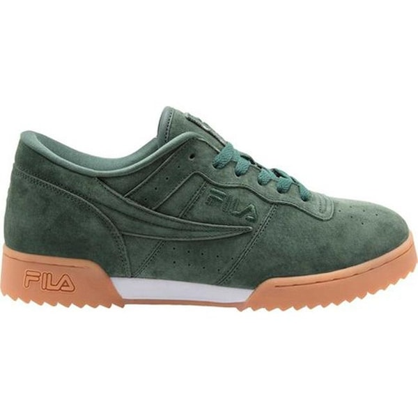 781e7b04fb9f Shop Fila Men s Original Fitness Ripple Sneaker Sycamore White Gum ...
