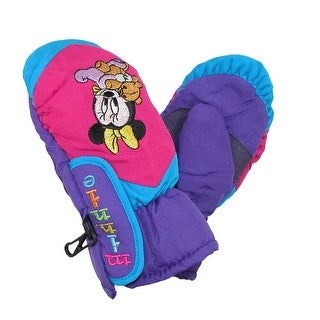 Disney Toddler's Baby Minnie Mouse Mittens - One Size