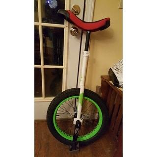 Koxx Fluo Trials Green/Black Steel/Aluminum Frame 20-inch Unicycle