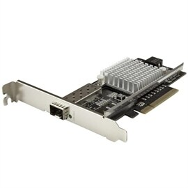 StarTec Network Card PEX10000SFPI 1xPort 10G Open SFP+ Network Card MM/SM Retail