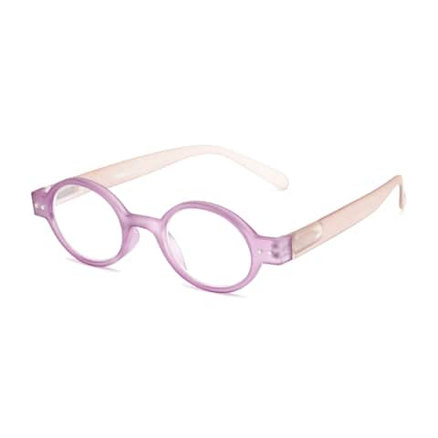 Readers.com The Flamingo Round Reading Glasses