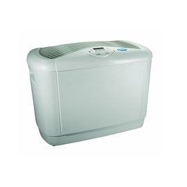 Essick Air 5D6 700 3 Speed Multi-Room Humidifier, 5 Gallon, Warm Grey