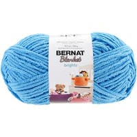 Bernat Blanket Brights Big Ball Yarn-Busy Blue