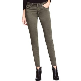 Two by Vince Camuto Womens Skinny Jeans Colored Mid-Rise