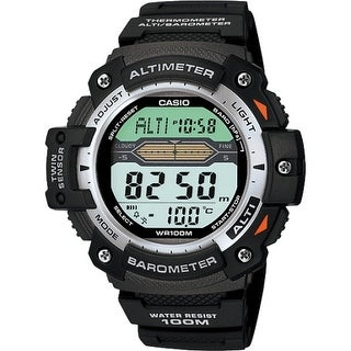 Casio sgw300h-1av twin sensor watch