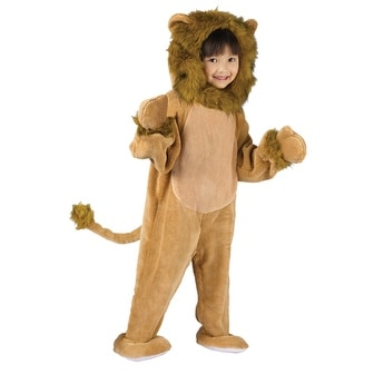 8f1f40fb4073 Shop Cuddly Lion Toddler Kids Halloween Costume size 3T-4T - Free Shipping  On Orders Over  45 - Overstock - 16183801