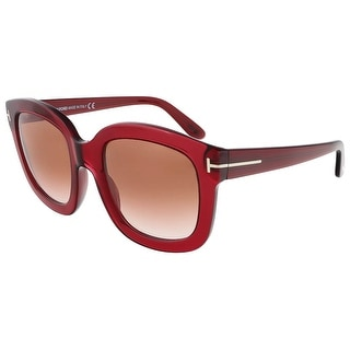 Tom Ford FT0279/S 68T Christophe Red Square Sunglasses