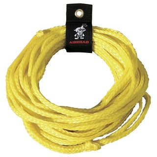 Airhead 1,500 lb tube tow rope 50 ft. 1 rider