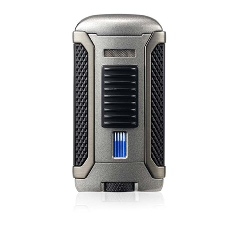 Colibri Apex Metallic Charcoal Single Jet Lighter