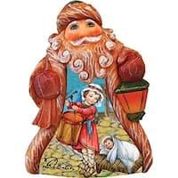 GDeBrekht 561611 Drummer Boy Tiny Tale Santa