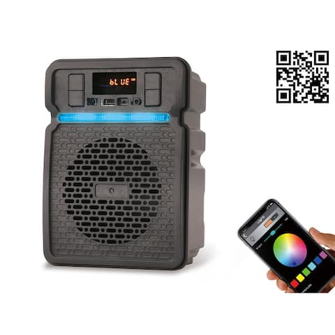 Technical Pro Bluetooth Party Speaker with Smart App Control
