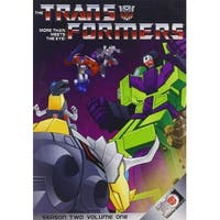 Transformers More Than Meets the Eyes: S2-Vol 1 [DVD]