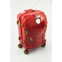 Iron Man Luggage - Color - Red