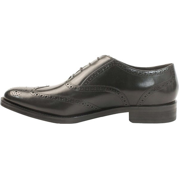 Cole Haan Mens Madison Bal Wing II Lace Up Dress Oxfords