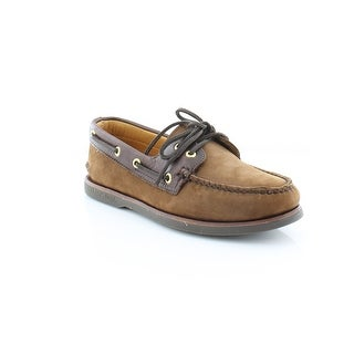 Sperry Top-Sider Gold Cup A/O 2-Eye Men's Casual Brown/Buc