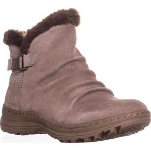 BareTraps Avita Short Winter Boots, Mushroom Suede