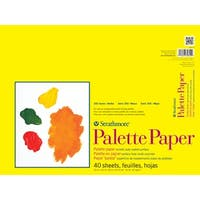 """40 Sheets - Strathmore Palette Paper Pad 12""""X16"""""""