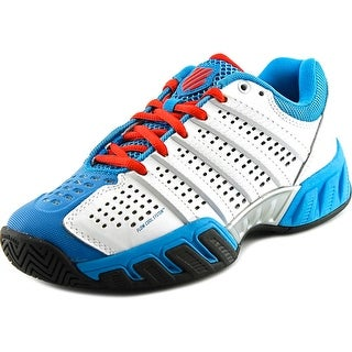 K-Swiss Bigshot Light 2.5 Round Toe Leather Tennis Shoe