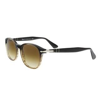 Persol PO3150S 102651 2N Havana Round Sunglasses - 51-19-145