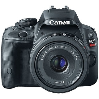 Canon CND8575B001B Canon EOS Rebel SL1 Digital SLR Camera
