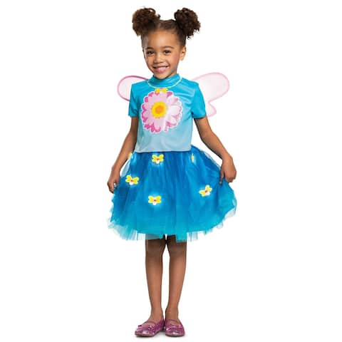 Disguise Abby New Look Deluxe Toddler Costume - Multi
