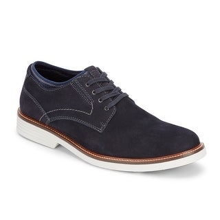 Dockers Mens Parnell Alpha Leather Dress Casual Oxford Shoe with NeverWet