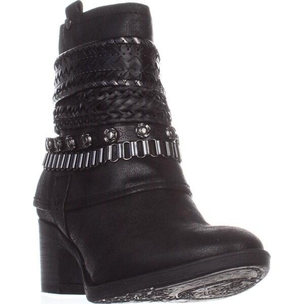 Carlos by Carlos Santana Cole Cowboy Boots, Black