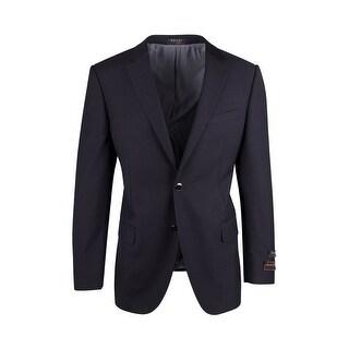 Tiglio Luxe Novello Black Modern Fit, Pure Wool Blazer TIG1001