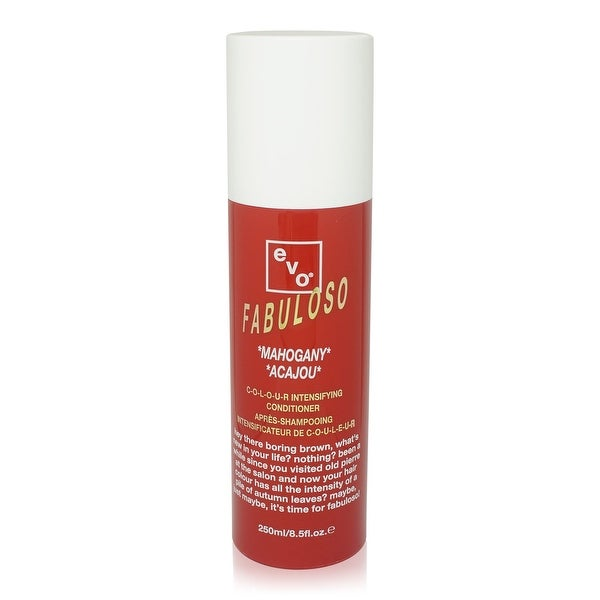 EVO Mahogany Coulour Intensifying Conditioner 250ML