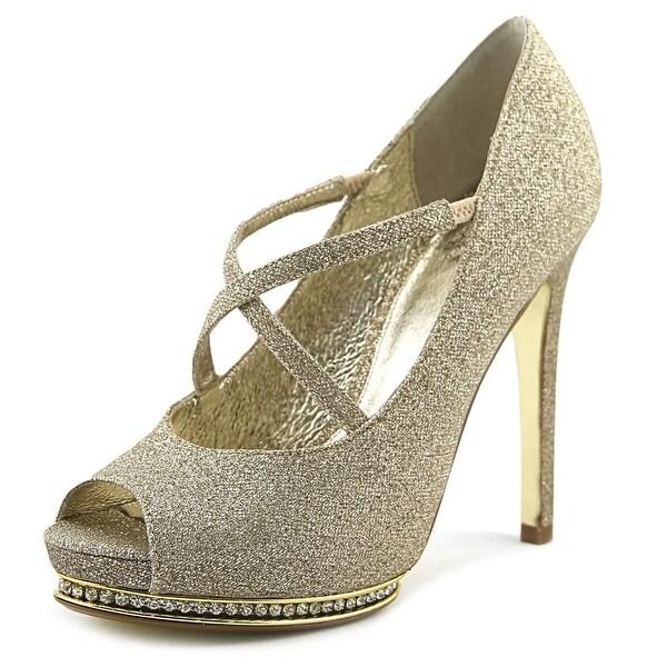 Adrianna Papell Golda Gold Sandals