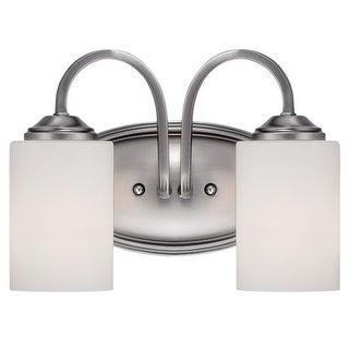 Millennium Lighting 3072 Lansing 2 Light Bathroom Vanity Light
