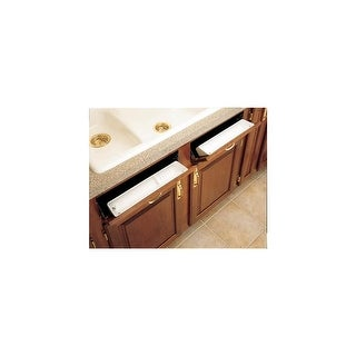 """Rev-A-Shelf 6572-11-52 6572 Series 11"""" Wide Sink Front Tip Out Two Tray Set - N/A"""