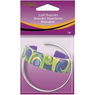 """Premo Sculpey Cuff Bracelet 2.25""""X.875""""-"""