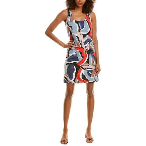NicZoe Americana Shift Dress